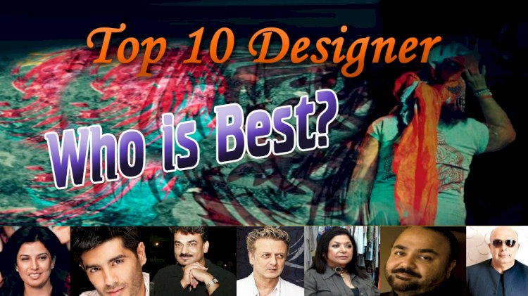 Best Fashion Designers In The World Delhi Ki Chopal